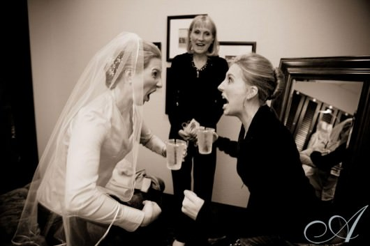 Sneak Preview: Meredith & Bronson's Winter Wedding, Stonetree Golf Club