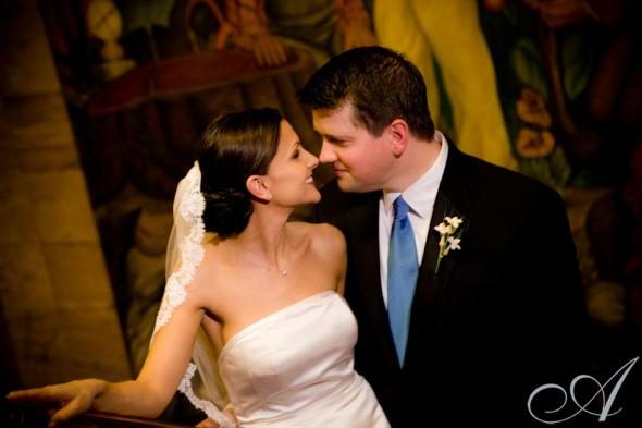 The Scoop: Maya & Drew's Wedding Pix are up!