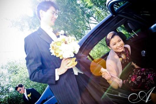 Sneak Preview: Wendy & Wesley's Wedding