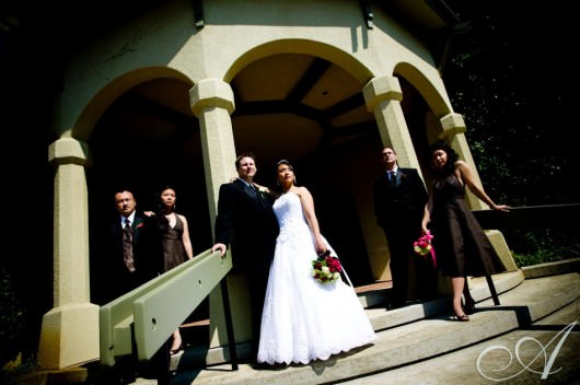 Sneak Preview: Angela and Michael's Sonoma Wedding