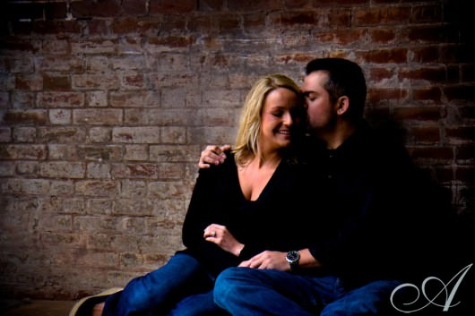 Engagement Session with Cara & Nate
