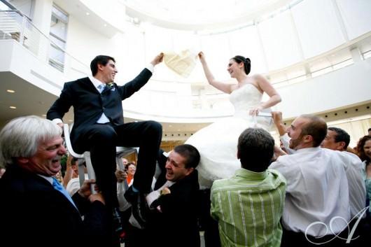 The Scoop Part 2: Shosh and Jon's Wedding