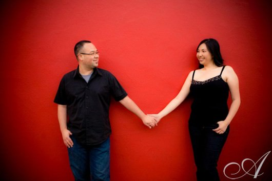 Engagement Session with Elsa & Tim