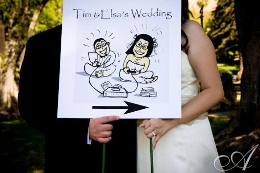 Sneak Peak: Elsa & Tim's Wedding
