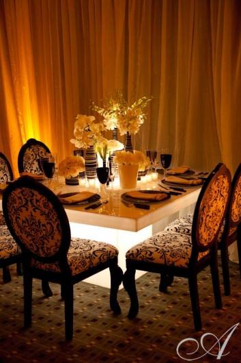 Victorian Chic Table Design