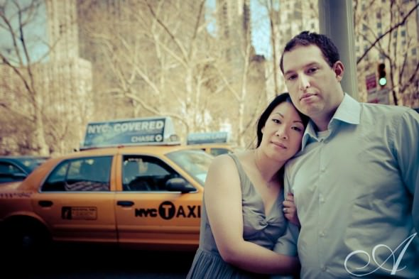 Engagement Session with Lisa & Scott