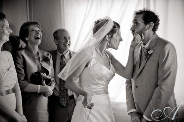 Sneak Preview: Sara & Michael's Wedding