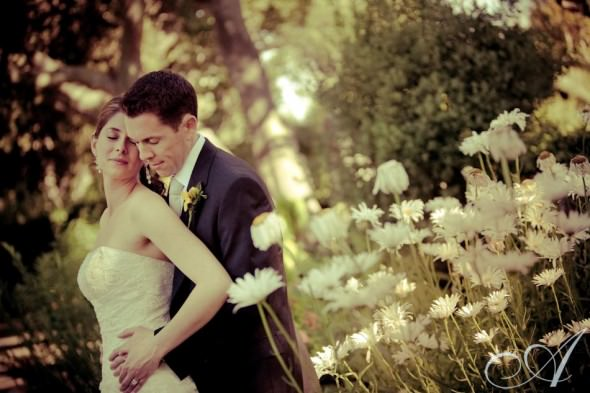 lauren_steve_wedding_carmel_valley_ca- bride and groom portrait