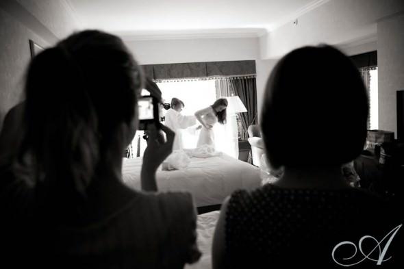 Sneak Preview: Erin & Darren's Wedding