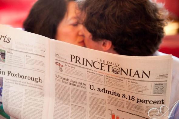 An Engagement at Princeton
