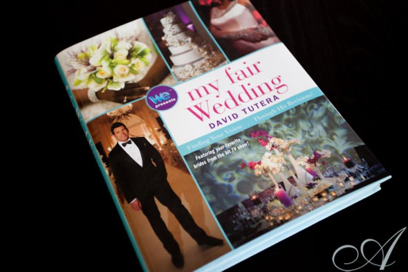 Published in David Tutera's My Fair Wedding Book!