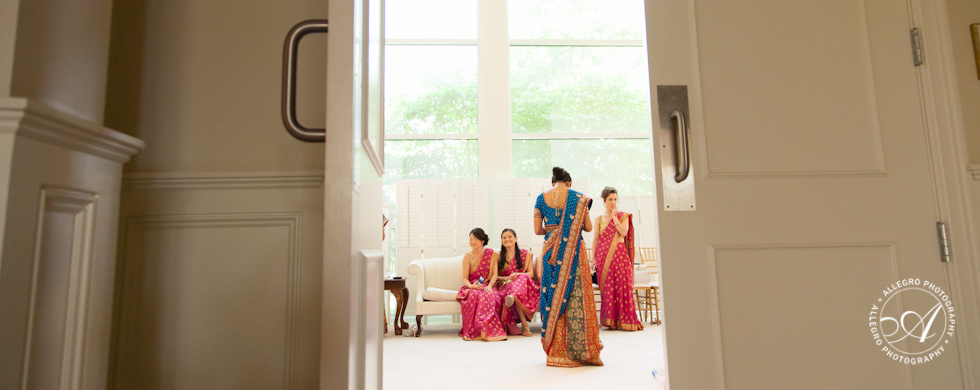 Indian Pond Club Wedding: Sunny South Asian Wedding