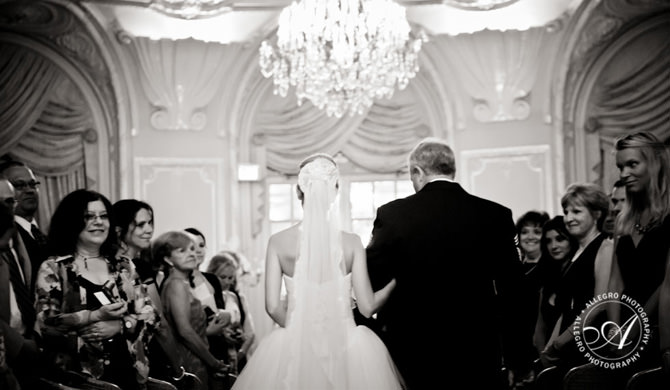 Fairmont Copley Plaza Fairytale Wedding