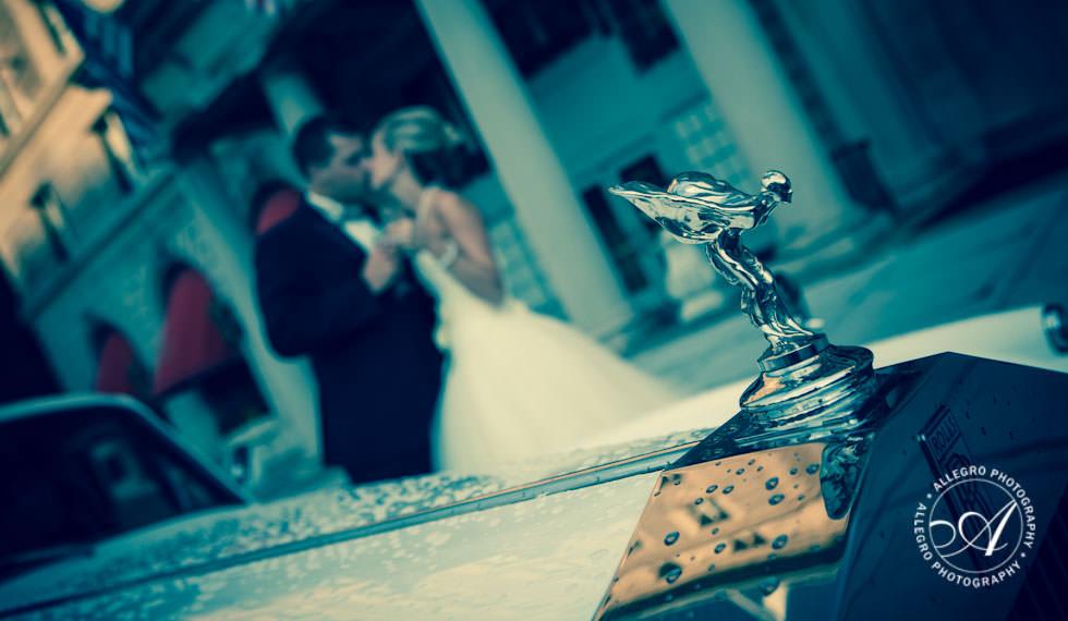 Fairmont Copley Plaza Wedding: Romantic Reception