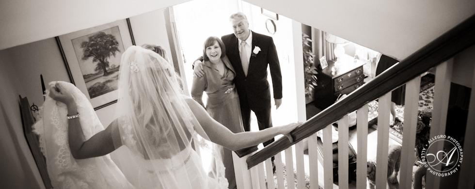Paine Estate Wedding: High School Sweethearts