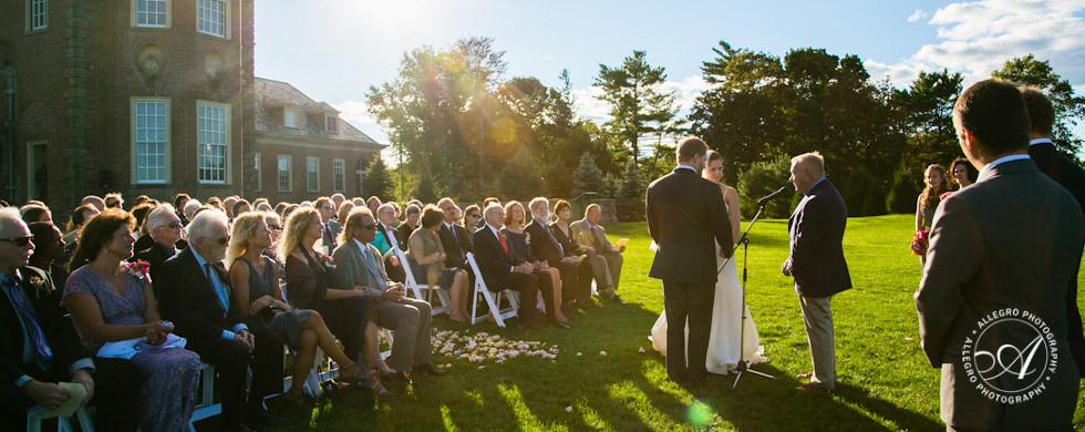 Classic Crane Estate Wedding