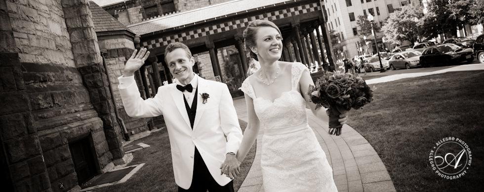 Fairmont Copley Plaza Wedding: Classic Beauty + Talent + Charm + Intelligence