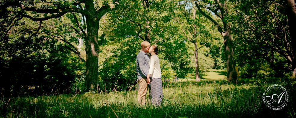 Arnold Arboretum Romance