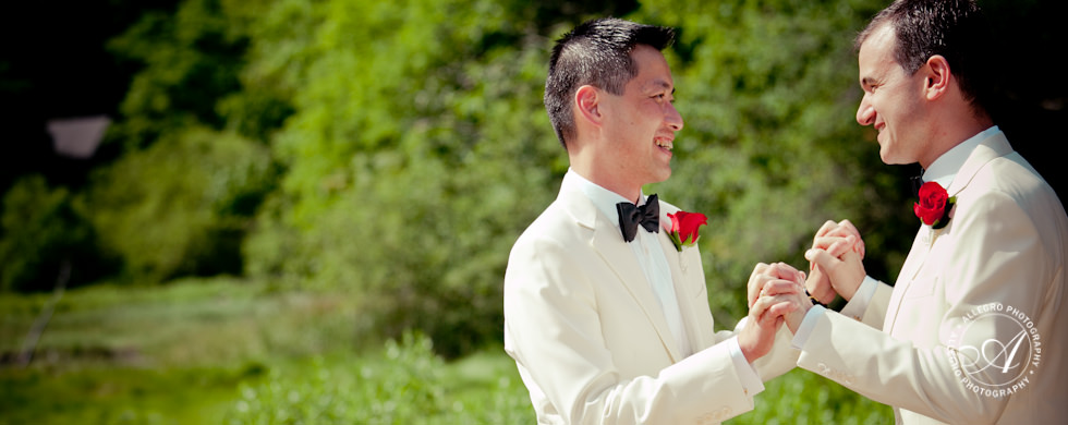 Tupper Manor Weddings: Personal & Political & Perfectly Romantic