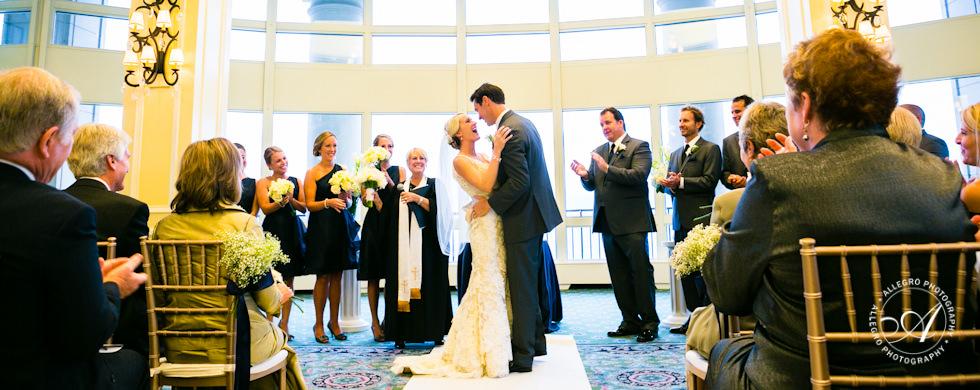 Boston Harbor Hotel Wedding: Lauren & Rob Part 1