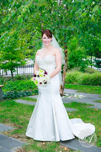 Roger Williams Botanic Garden Wedding Providence Ri Allegro