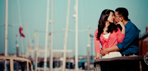 boston-harbor-engagement-session-ma-summer-together on the harbor