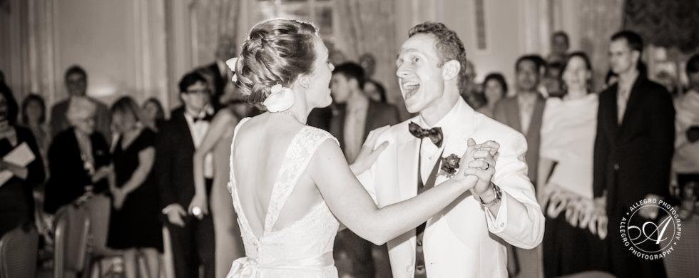 Fairmont Copley Plaza Wedding: Christie + Michael Part 2