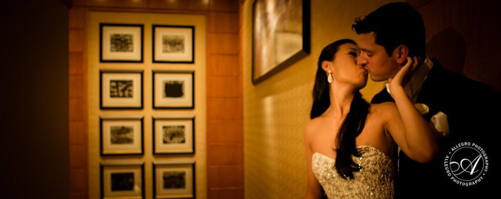 Mandarin Oriental Hotel Wedding: Nina + Aggelos Part 1