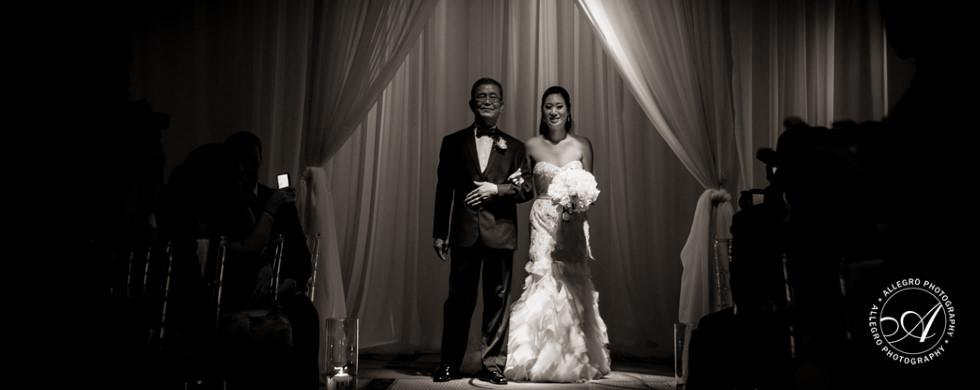 Mandarin Oriental Hotel Wedding: Nina + Aggelos Part 2