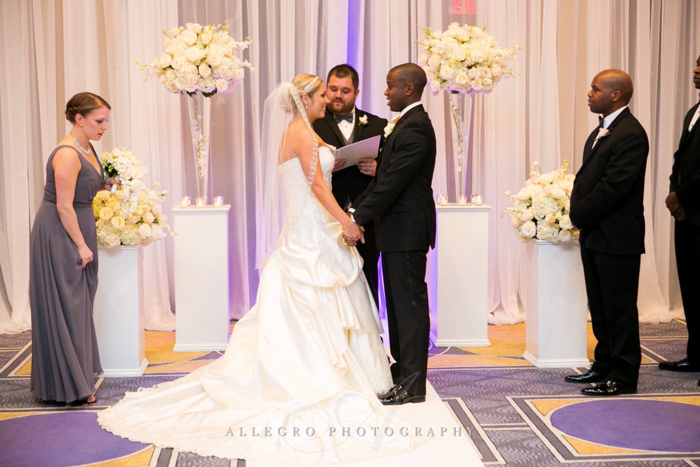 Fairmont Copley Plaza Wedding: Ali + Jared