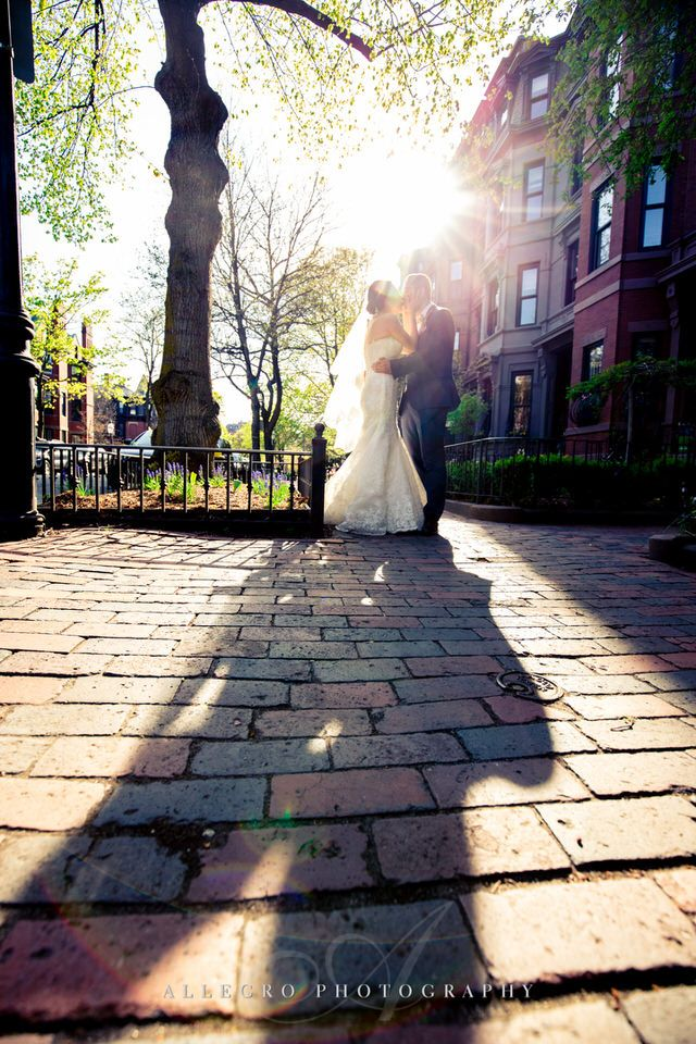 boston back bay shadow and light - photo by Allegro Photography
