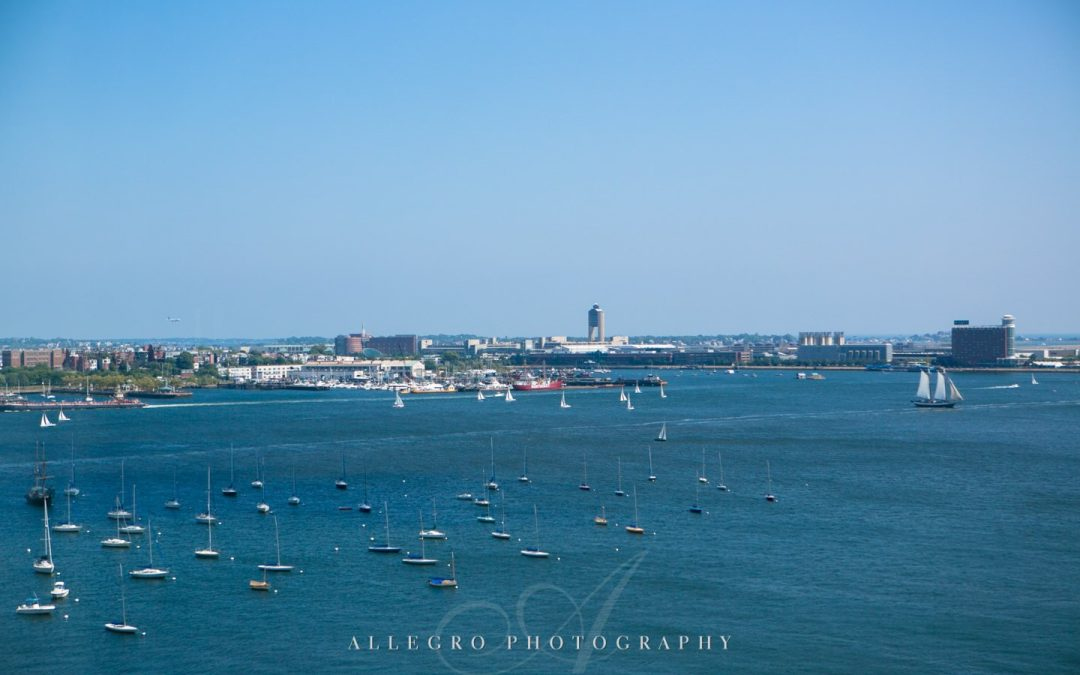 Boston Harbor Hotel Wedding: Evan + Andrew