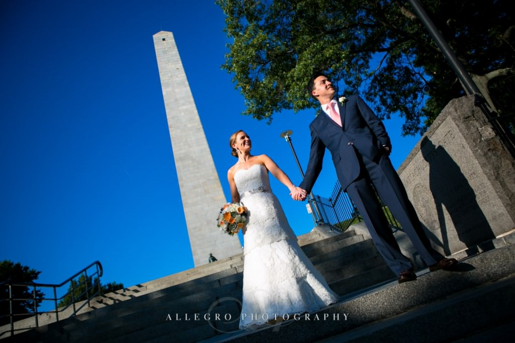 bunker hill monument - photo by allegro photography