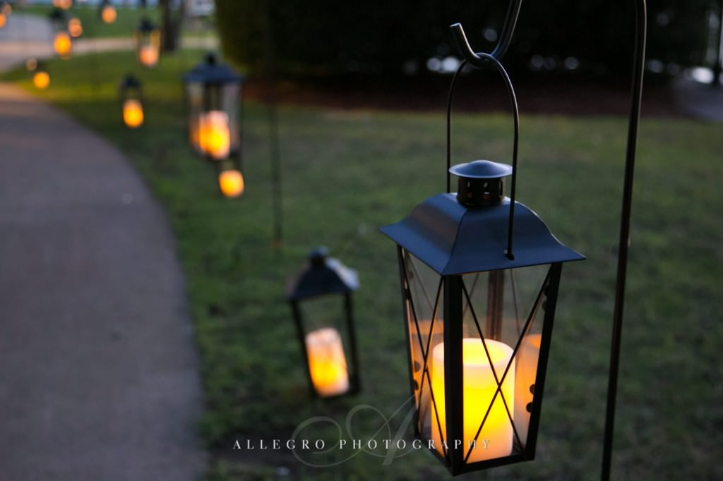 lanterns - photo by allegro photography