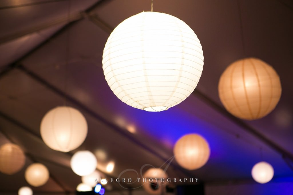 ball lights - photo by allegro photography