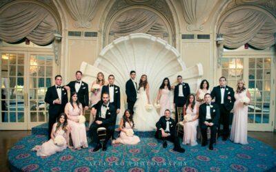 Fairmont Copley Plaza Wedding: Ali + Jared Part 2