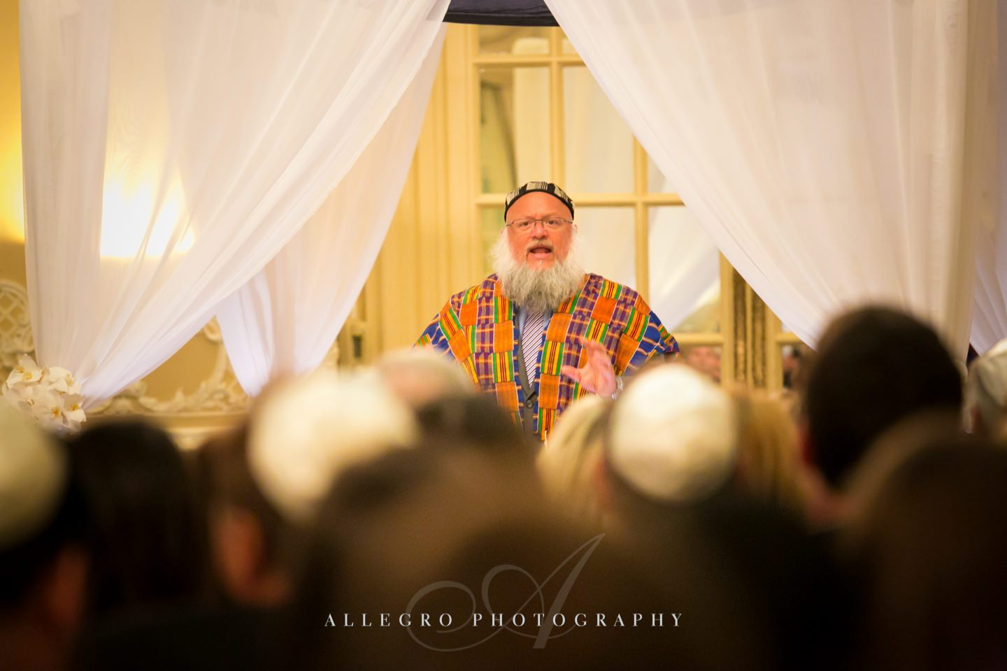rabbi - photo by allegro photography
