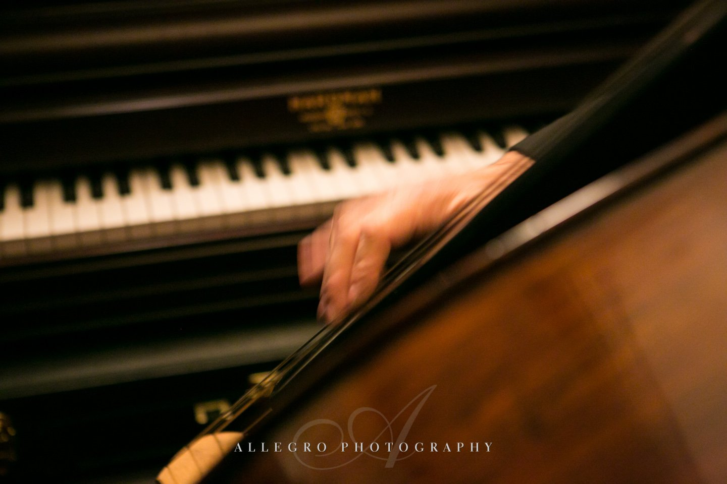 music - photo by allegro photography