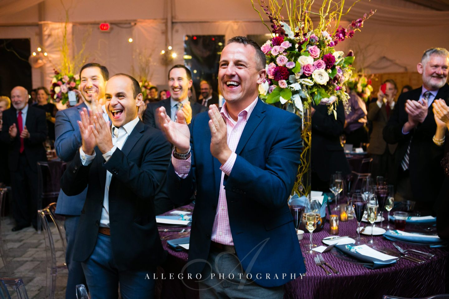 guests - photo by Allegro Photography