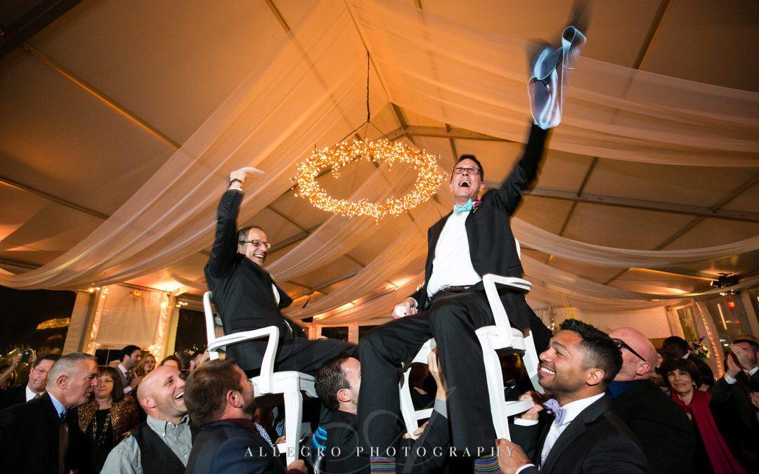 Boston jewish gay wedding