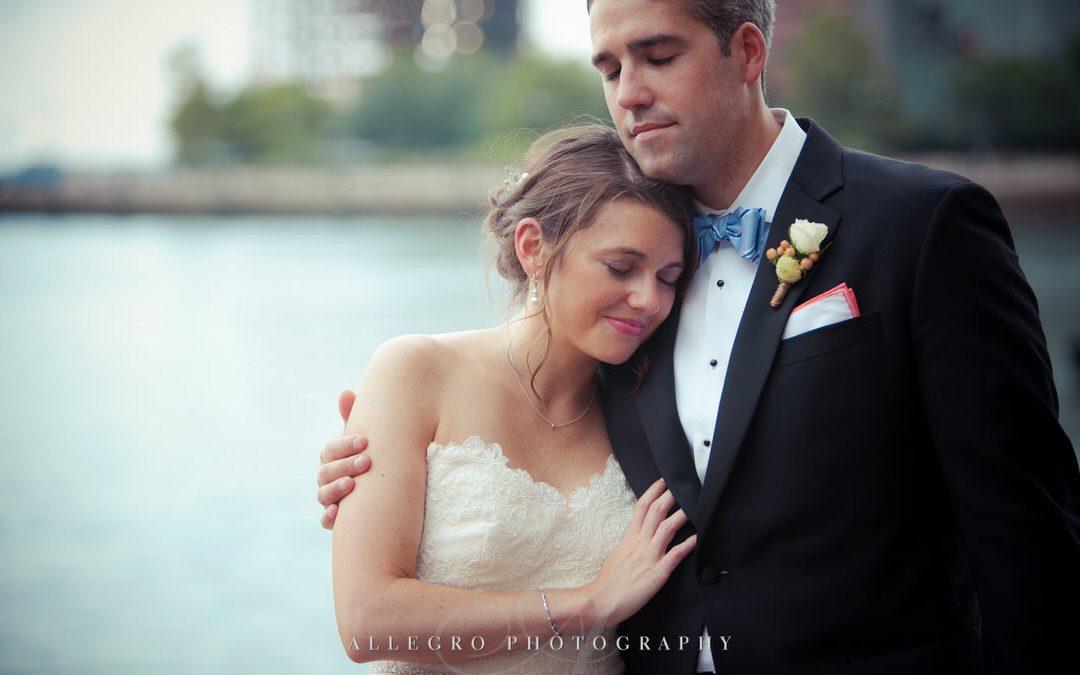 Boston Harbor Hotel Wedding- E+A