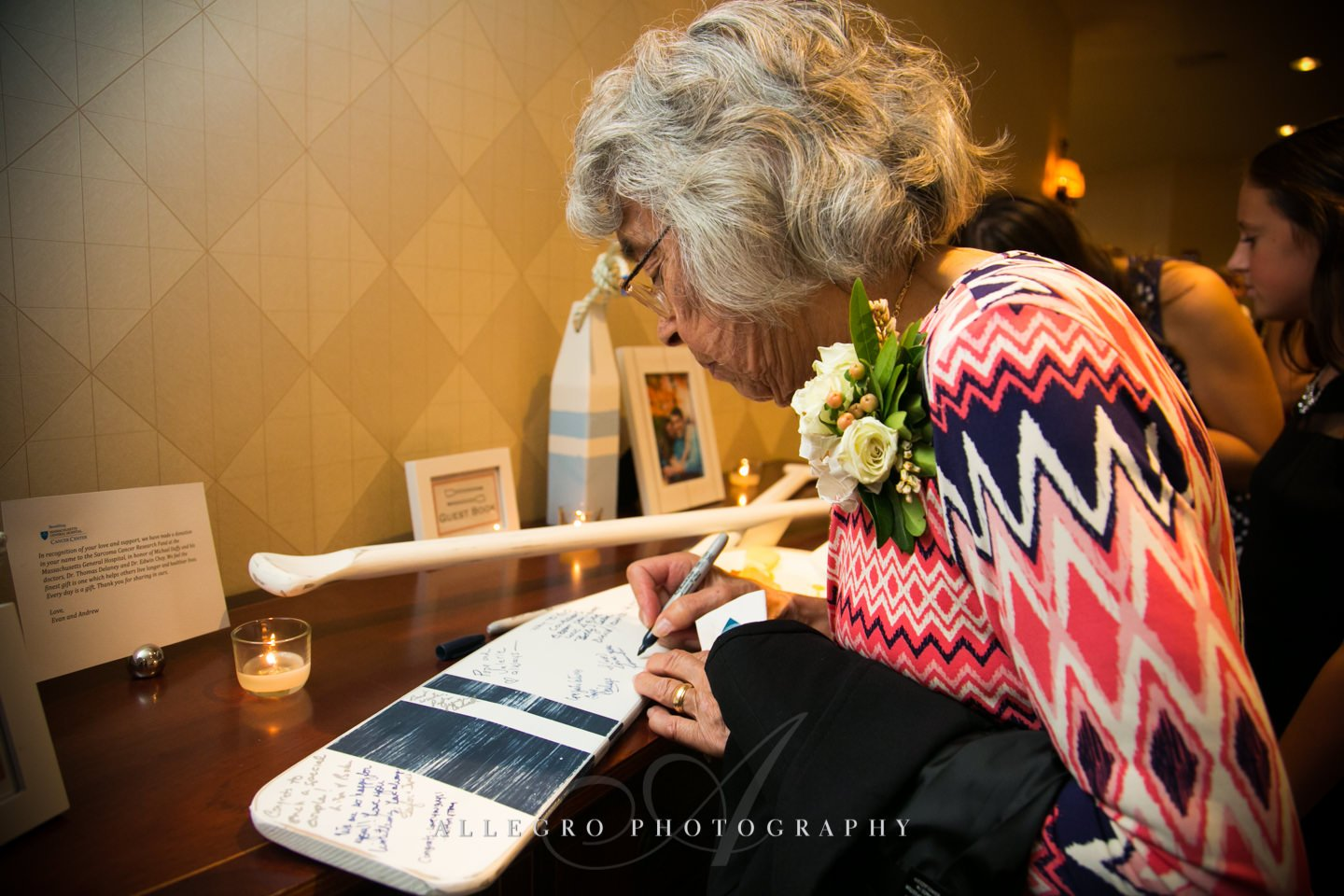 oars to sign  photo by Allegro Photography