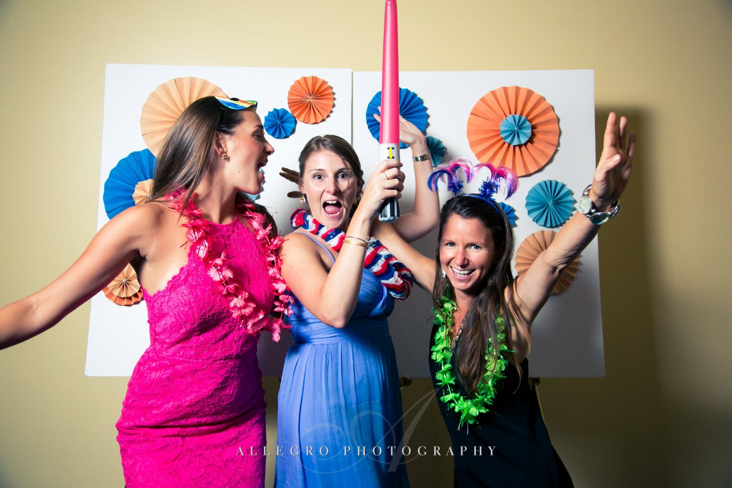 photo booth photo by Allegro Photography