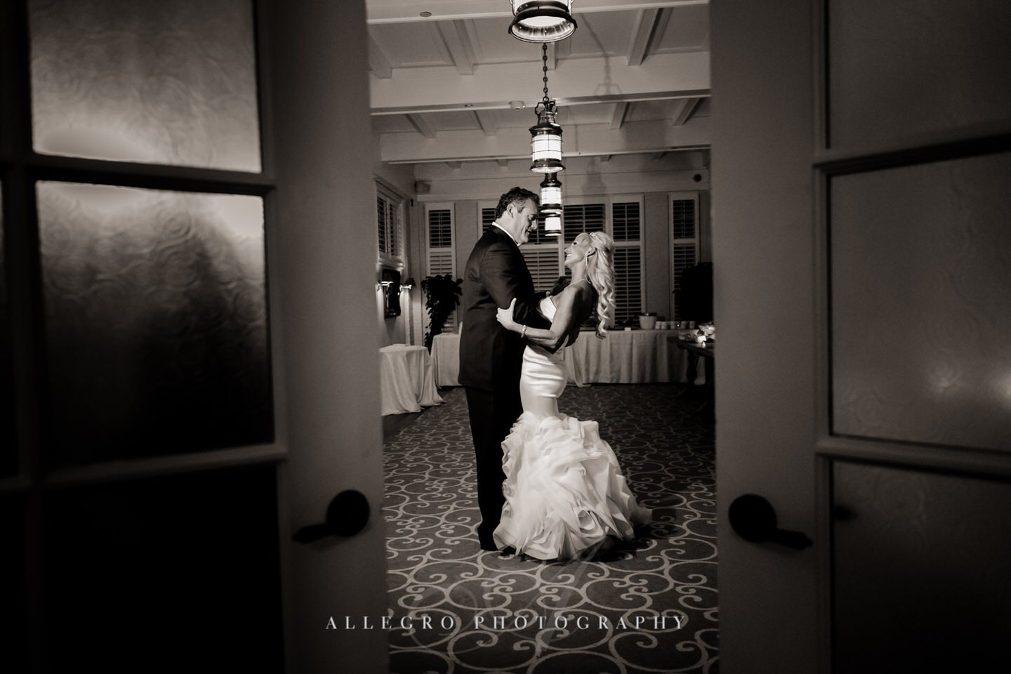 Wedding Photo by Allegro Photography at Chatham Bars Inn