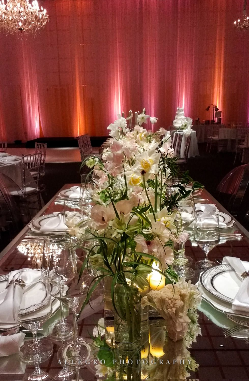 jfk library wedding boston- decor inspiration- photo by Allegro Photography