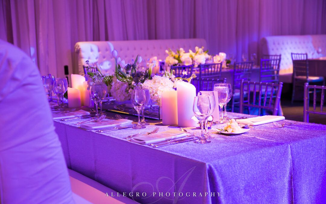 JFK Library Wedding Inspiration