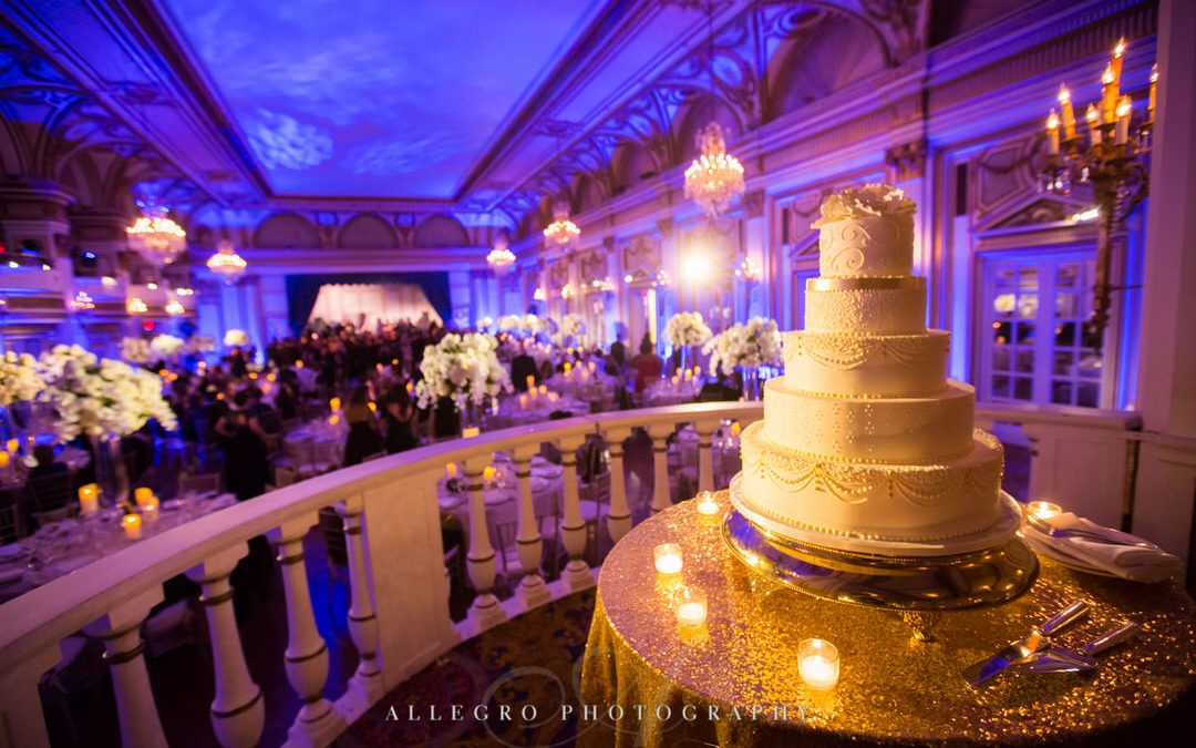 Fairmont Copley Plaza Wedding of M+D: Part 2