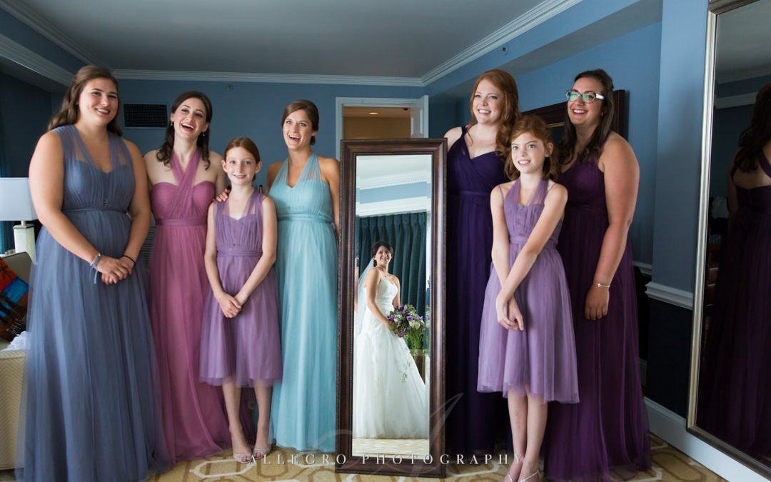Boston Harbor Hotel Wedding- S+J