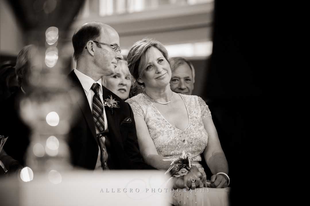 parents of the groom - photo by allegro photography
