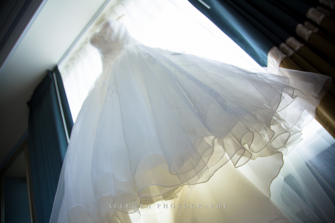 Boston Wedding Dress Photography - photo by allegro photography